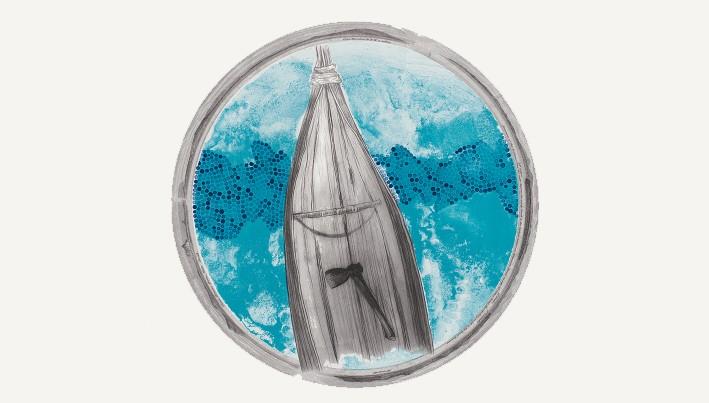 MEGAN COPE - The Black Napoleon (Kundul/Canoe)